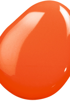 Clever Color Nail Polish CC 9 in 1, Sweet Tangerine