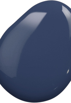 Clever Color Nail Polish CC 9 in 1, Smoky Blue