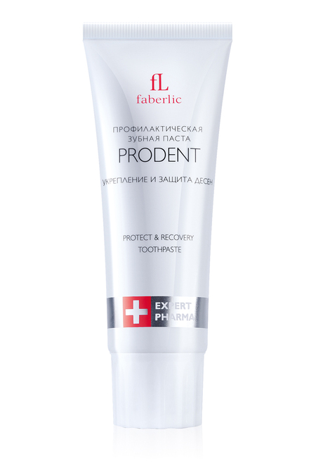 Prodent Protect & Recovery Toothpaste