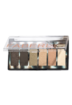 """Beauty Vibes Eyeshadow Palette, shade """"Green Waves"""""""