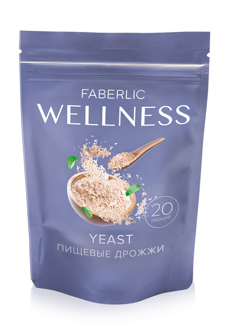 Faberlic Wellness Non-Active Nutritional  Yeast